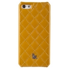 Jisoncase для iPhone 5 - Yellow
