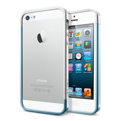 SGP для iPhone 5 - Metal Blue