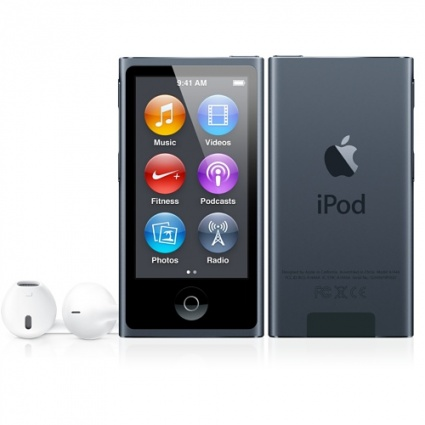 Apple iPod nano 16GB Black