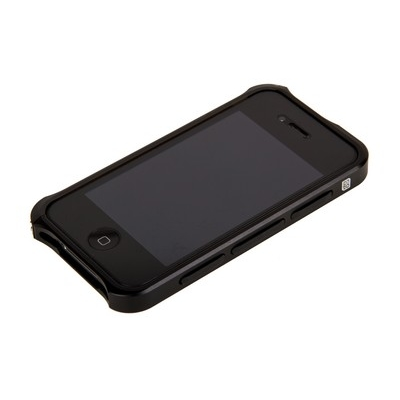 ELEMENT CASE Vapor 4 для iPhone 4s, 4 черный