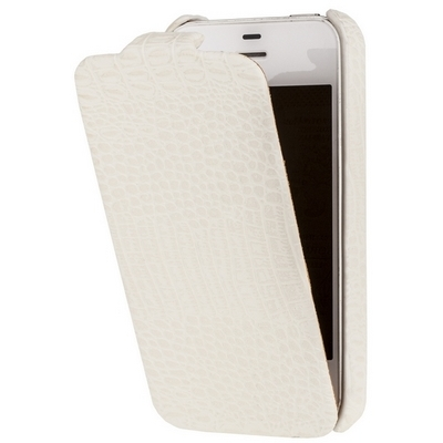 Borofone iPhone 4s, 4 - Crocodile White