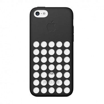 Apple iPhone 5C Case - Black