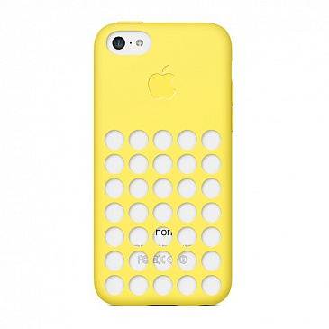 Apple iPhone 5C Case - Yellow