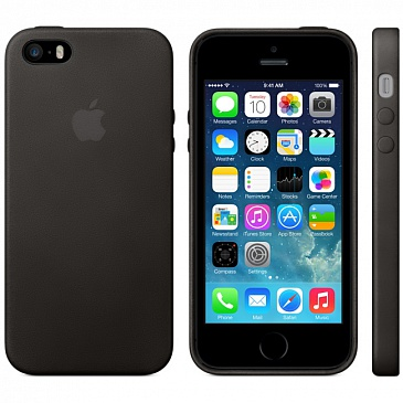Apple iPhone 5S Case - Black