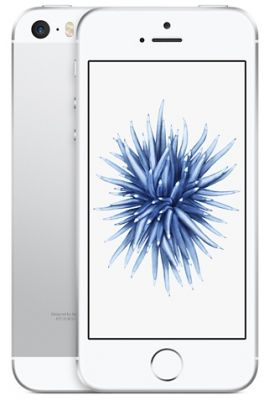iPhone SE 32Gb Silver РСТ - АКЦИЯ! Дарим скидку 1000р.*