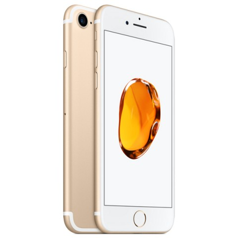 iPhone 7 128Gb Gold - АКЦИЯ! Дарим скидку 1500р.*