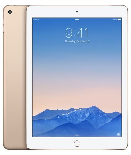 "iPad 9.7"" 32Gb 4G Gold"