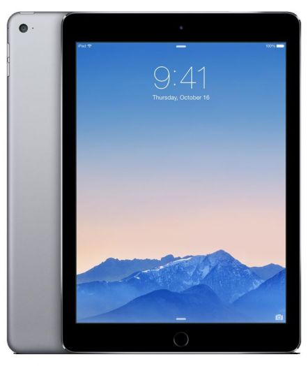 "iPad 9.7"" 128Gb 4G Gray"