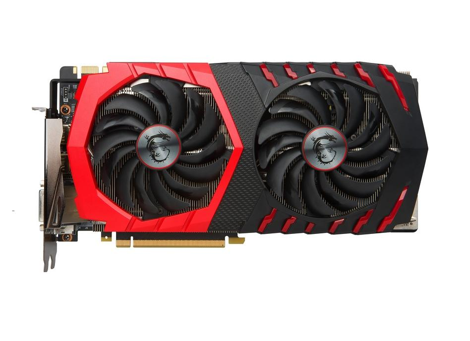 MSI GeForce GTX 1080 Ti GAMING 11G