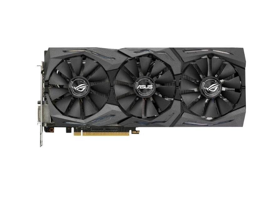 Asus strix gaming geforce gtx1070 8gb OC