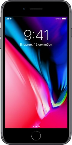 iPhone 8 Plus 64Gb Gray - АКЦИЯ! Дарим скидку 1000р.*