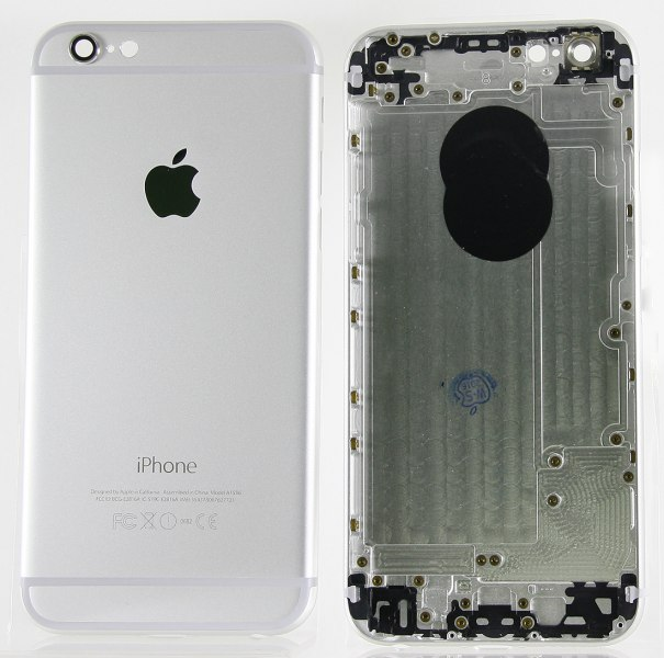 Корпус iPhone 6 Gray/Silver/Gold