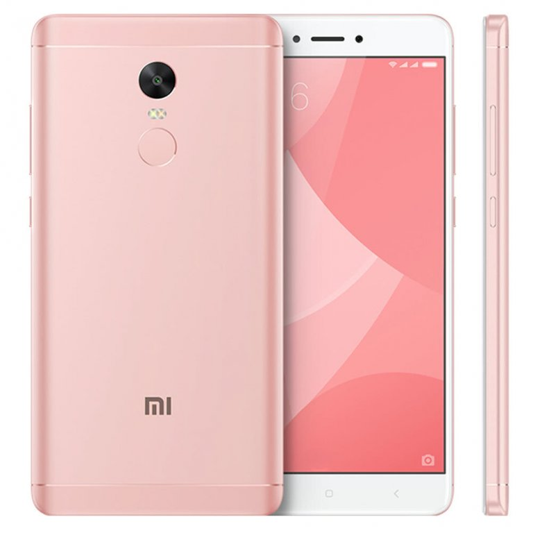 Xiaomi Redmi NOTE 4X 3/16gb Rose
