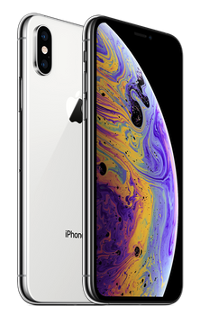 iPhone XS Max DUAL SIM 512Gb Silver
