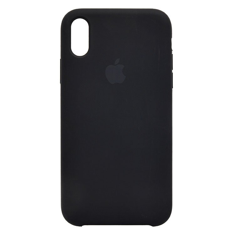 Чехол Apple iPhone XR - Black
