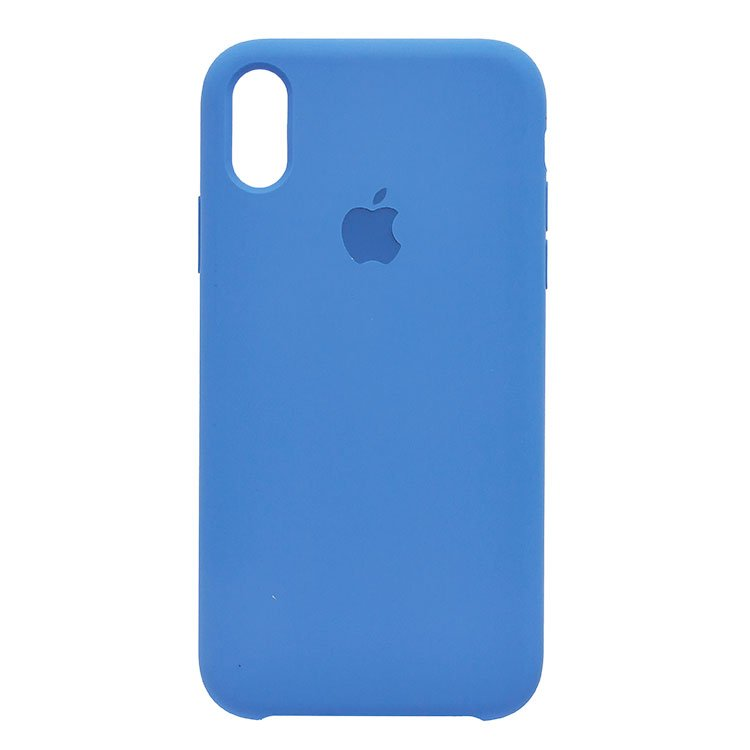 Чехол Apple iPhone XR - Blue