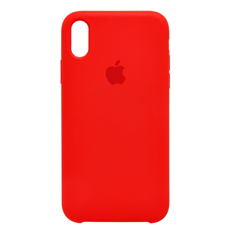 Чехол Apple iPhone XR - Red