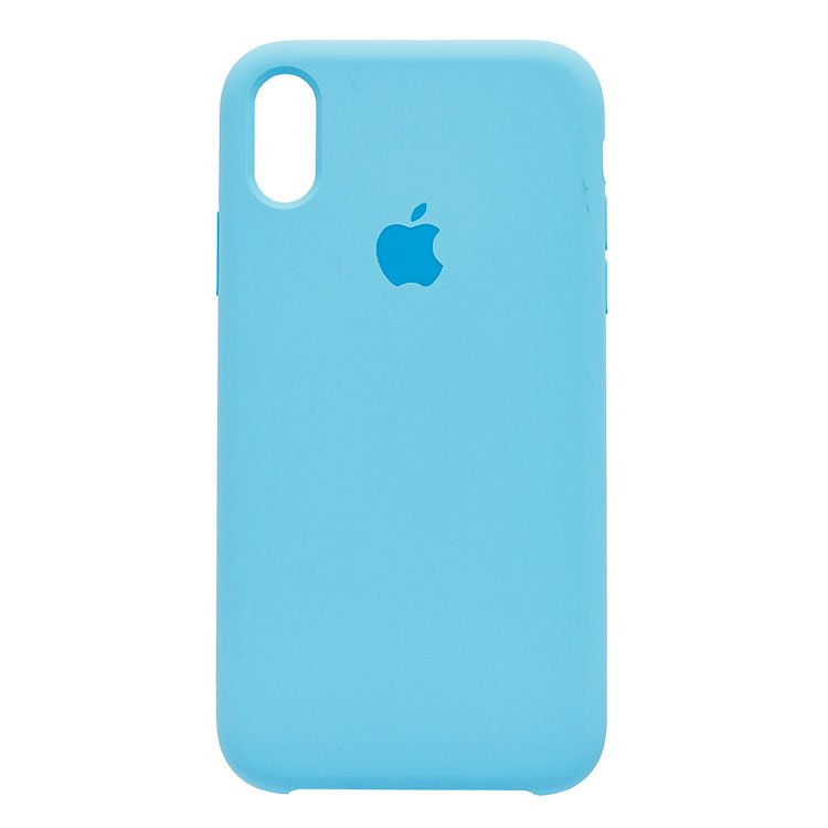 Чехол Apple iPhone XR - Light blue