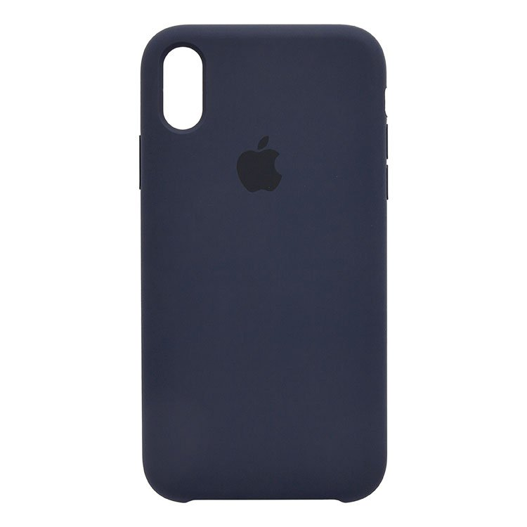 Чехол iPhone XR - Dark blue