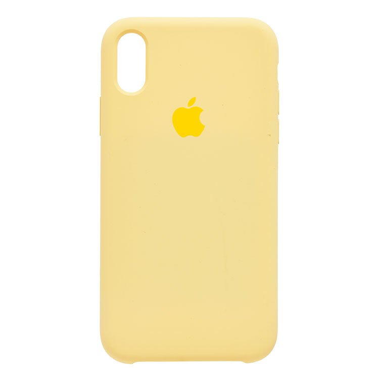 Чехол iPhone XR - Yellow