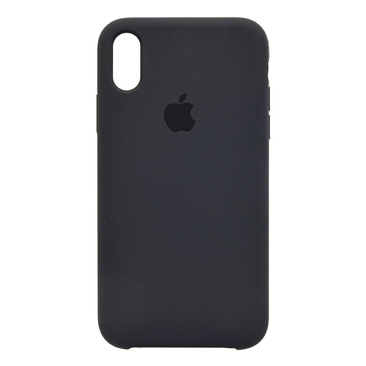 Чехол Apple iPhone XR - Dark gray