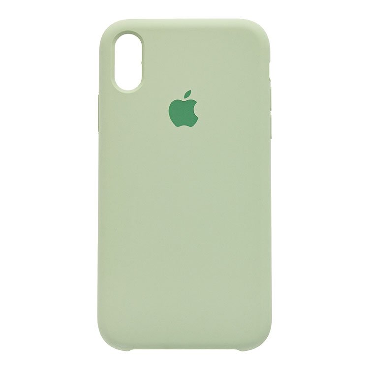 Чехол Apple iPhone XR - Light green