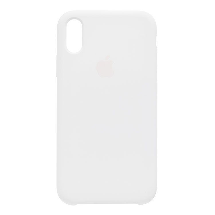 Чехол Apple iPhone XR - White