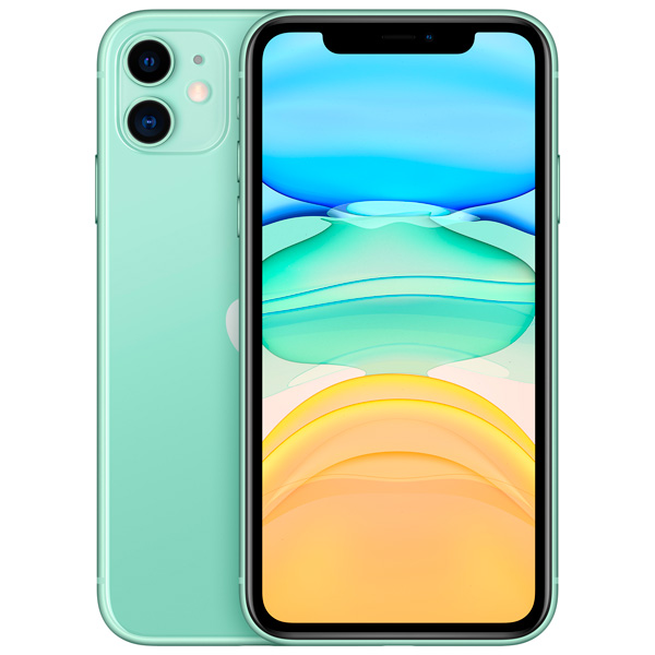 iPhone 11 64GB Green RU/A - АКЦИЯ! Дарим скидку* >>