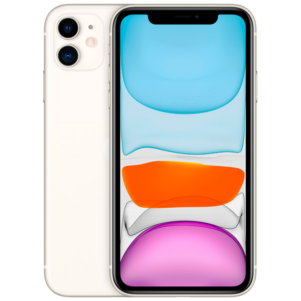 iPhone 11 128GB White RU/A - АКЦИЯ! Дарим скидку*>>