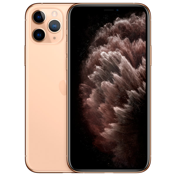 iPhone 11 Pro 64GB Gold RU/A - АКЦИЯ! Дарим скидку* >>