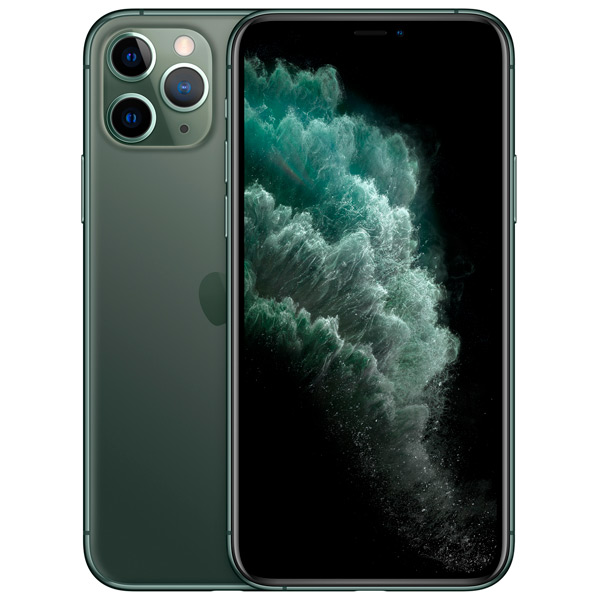 iPhone 11 Pro 256GB Green RU/A - АКЦИЯ! Дарим скидку* >>