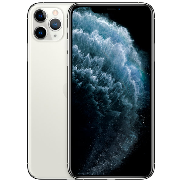 iPhone 11 Pro Max 64GB Silver - АКЦИЯ! Дарим скидку* >>