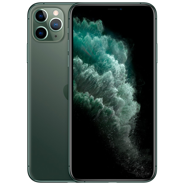 iPhone 11 Pro Max 512GB Green - АКЦИЯ! Дарим скидку* >>