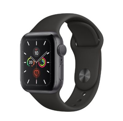 Space Gray Sport Band 40mm