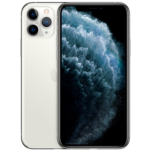 iPhone 11 Pro 256GB Silver RU/A - АКЦИЯ! Дарим скидку* >>