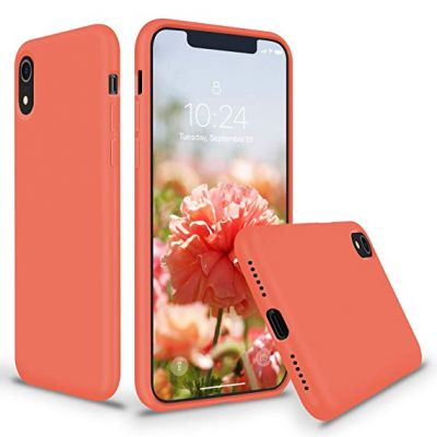 Чехол iPhone XR - Silicone Matte