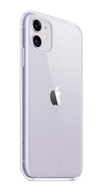 Чехол iPhone 11 - Silicone Clear