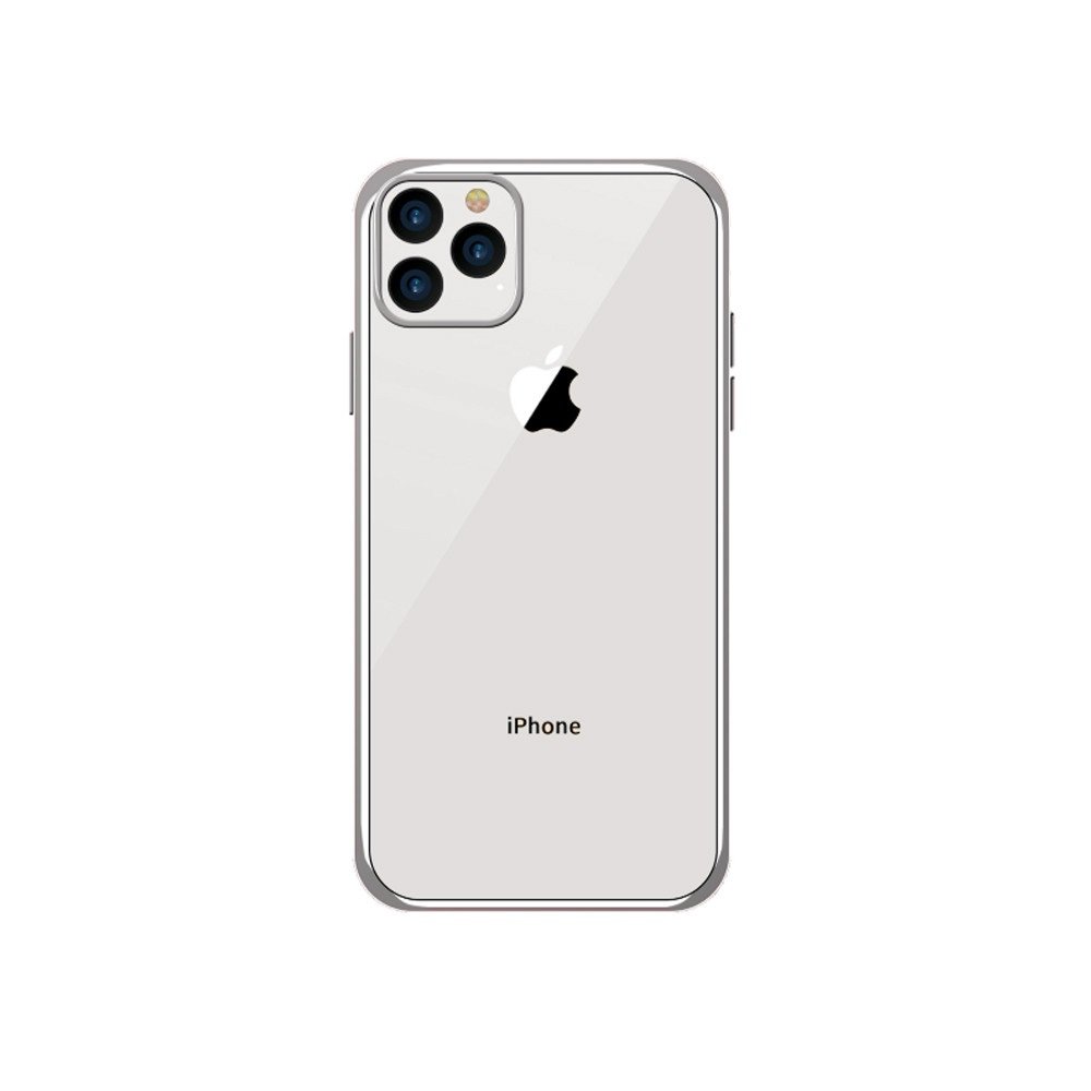 Чехол iPhone 11 Pro - Silicone Clear